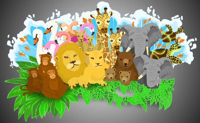 Tierisches Vergnügen: das Orgelkonzert 2017